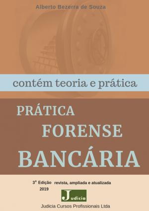 Capa Livro Prática Forense Bancária Edição 2019