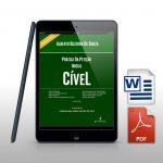 E-book Prática da Petição Inicial - Cível
