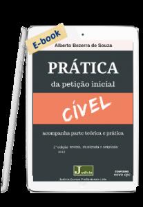 Ebook Pratica da Petição Inicial Cível